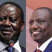 Deputy President William Ruto Tells Off Raila Odinga Over Jubilee Track Record