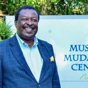 Why the Matungu By-Election Victory is a do or die for Musalia Mudavadi