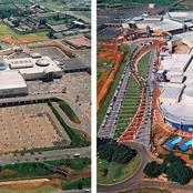 Are they the biggest shopping malls in South Africa