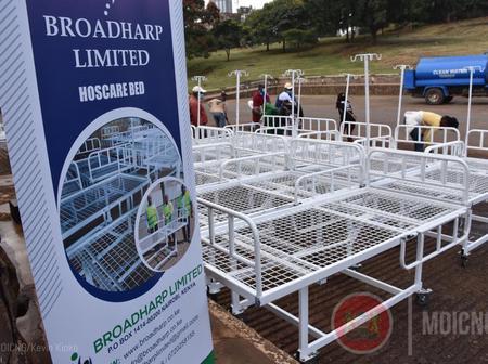 Kenyan's React To Karanja Kibicho's Post on Acquiring New ICU Beds