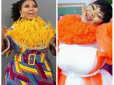 Gifty Osei is not the twin sister of Abena Serwaa Ophelia but they are serious lookalikes (Photos)