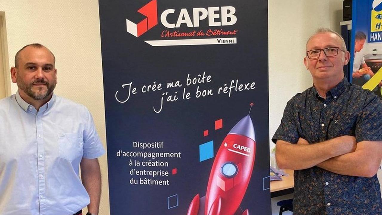Bâtiment : les défis du nouveau président de la Capeb de la Vienne