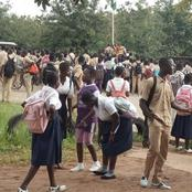 Daoukro: des élèves se dressent contre la hausse des frais de COGES et perturbent les cours
