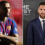 Messi Made Me Want To Quit Football Kevin Prince Boateng Compares Barcelona Star To Ronaldo