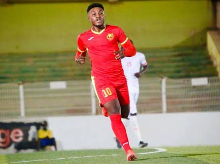 Ghana Goal Machine Disappears From Baroka Training Camp