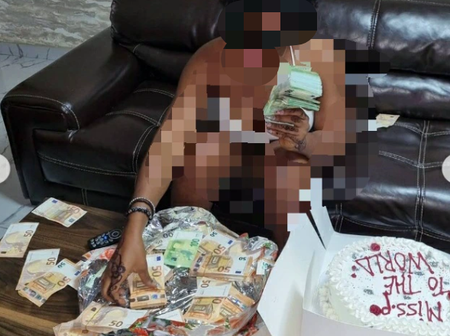 Le cadeau d'anniversaire de cette femme de la part de son petit ami crée le buzz