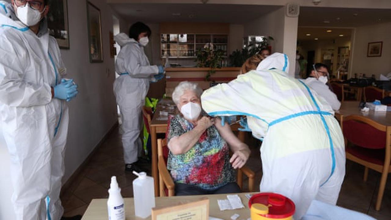Coronavirus live news: UK variant found in Germany in November; India records six cases of British strain