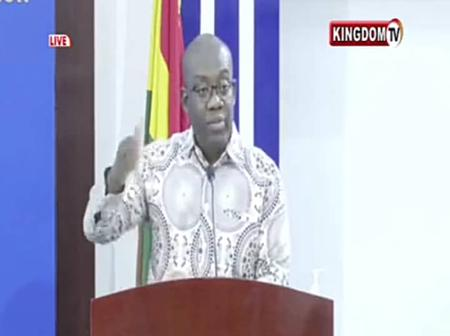 NDC cannot Outsmart us in 2024: NDC will still be in opposition - Information minister hints