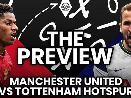 Preview: Manchester United vs. Tottenham Hotspur - prediction, team news, lineups