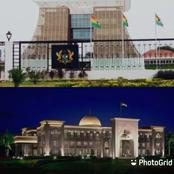 Top 10 Most Beautiful Presidential Palaces In Africa, And Ghana Top The List
