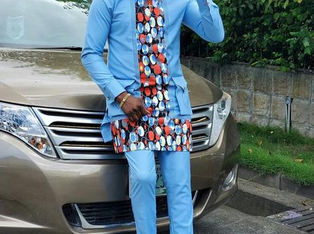 Mainly for classy men - Any of this upgraded Ankara styles would make you look unique this New Year.