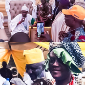 Oba Receives Backlash From Yorubas For Making Transport Union Chairman Aare Onakakanfo - Photos