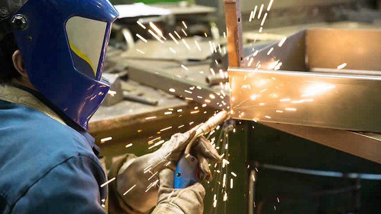 Zone euro: nouvelle hausse de la production industrielle en juin