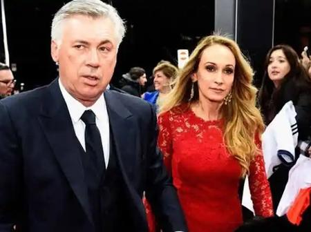 Check Out Pictures Of Top Football Managers And Their Beautiful Wives