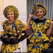 Decent African design styles for responsible women to see