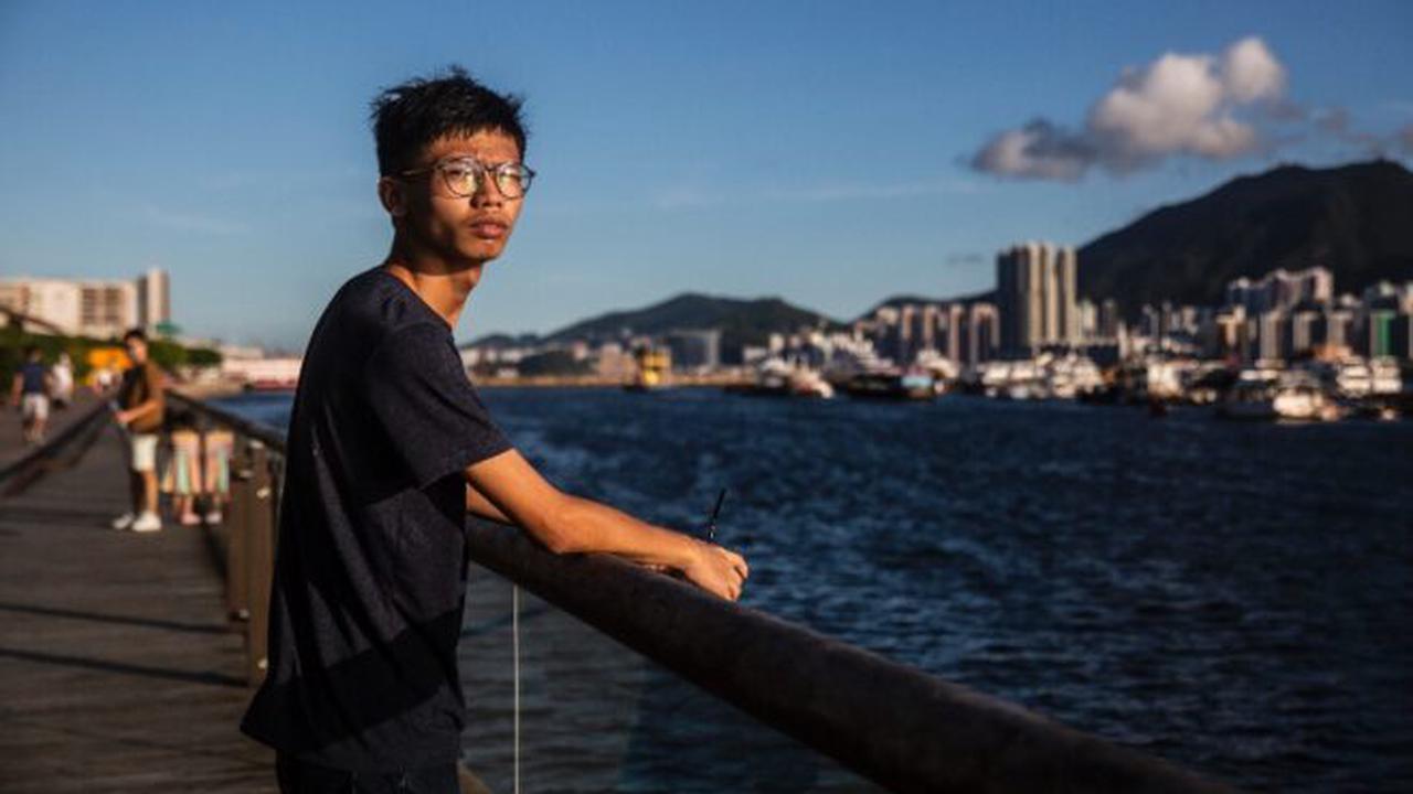 Hong Kong teen jailed for China flag insult