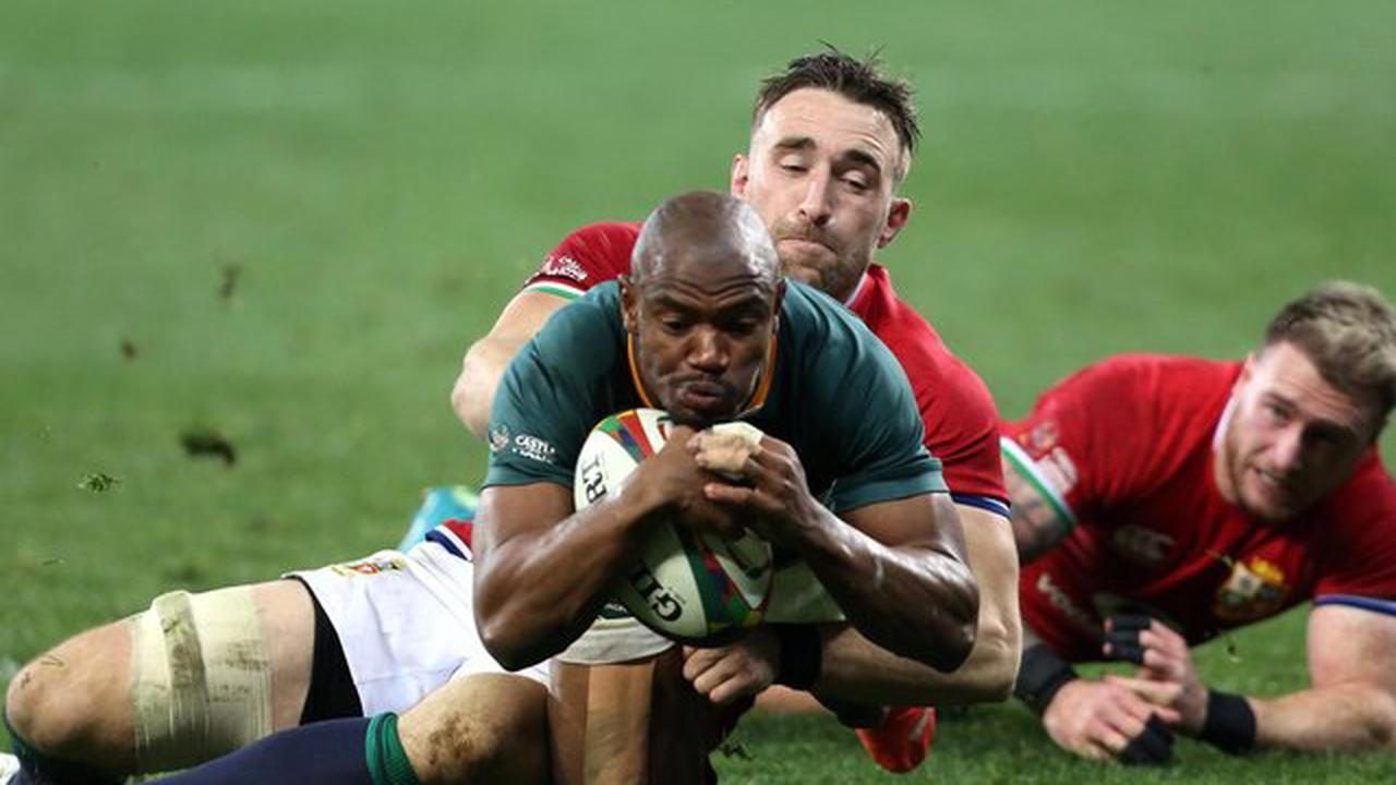 South Africa beat British & Irish Lions 27-9 to take Test series to a deciding final match