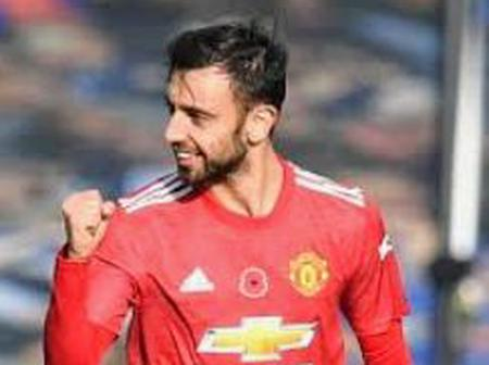 Bruno Fernandes Has Done What Giggs, Cantona And Beckham Could Not Do At Old Trafford.