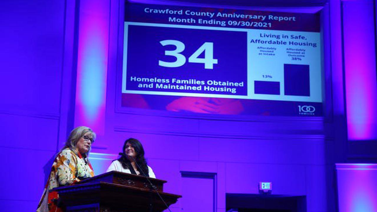 100 Families celebrates one year of connecting families in crisis with help