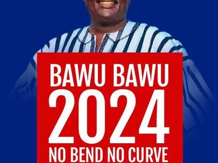 WN/R: Dr. Bawmia is Very Much Aware of The Circulating Poster - Daniel Gyebi