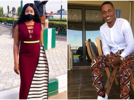 Timini Egbuson Makes Advances At Erica On Social Media