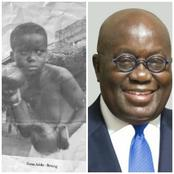 Childhood photos of president Akufo Addo and family