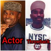 Throwback Photos Of 5 Veteran Nollywood Actors In The Movie Industry.