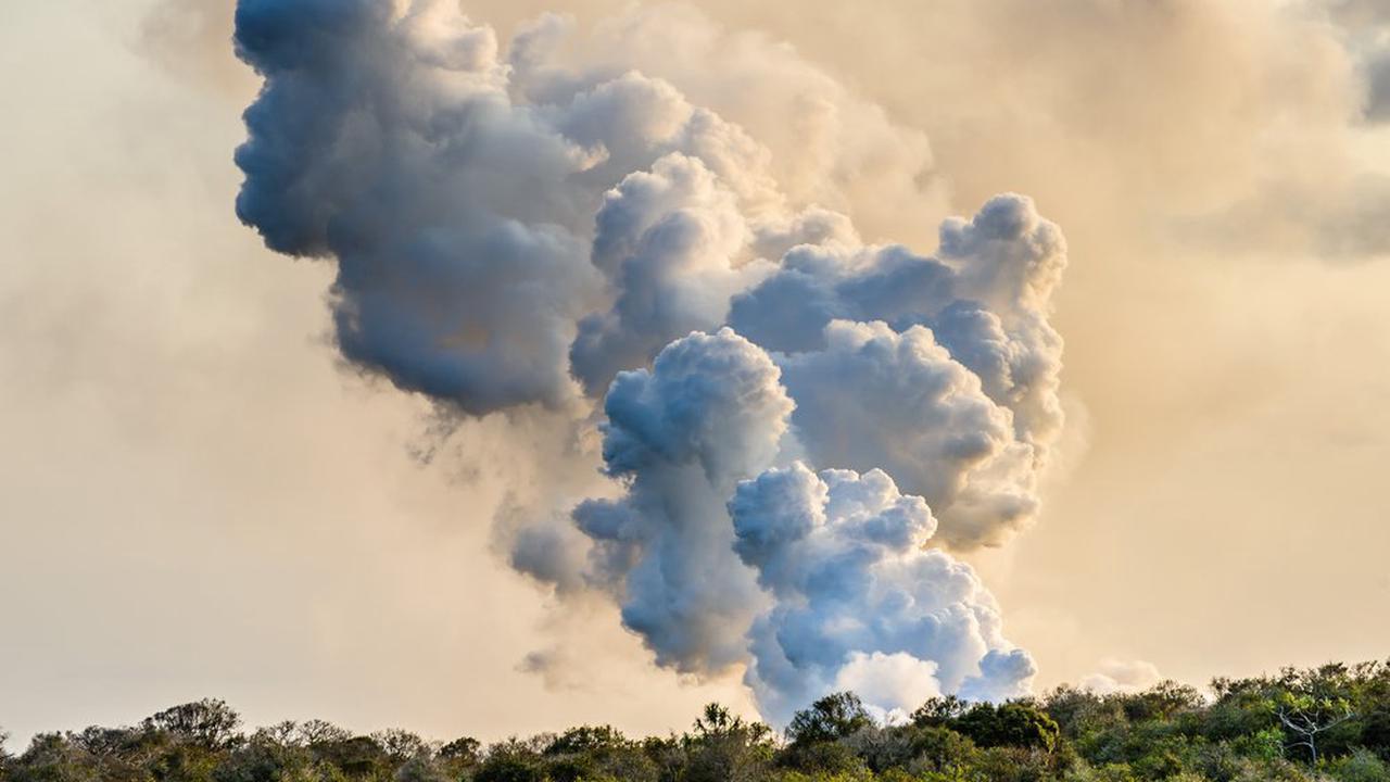 Giftige Schwefelwolke zieht nach Deutschland! Am Wochenende erreicht sie uns
