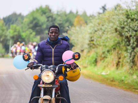 BodaBoda-Led Wedding Convoy Surprises Many