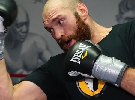 Boxing Update: Tyson Fury Considering Takam As Opponent For Homecoming Fight
