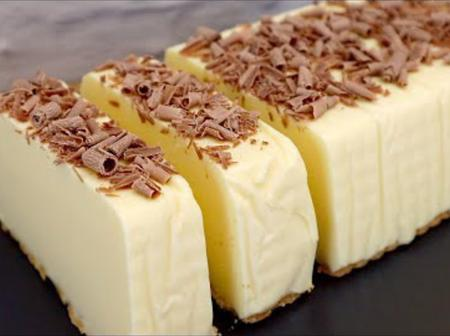 Mothers, Learn How To Make Simple Milk Dessert For Your Family.