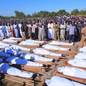 Villagers horrified after 110 people beheaded by Islamic terrorist