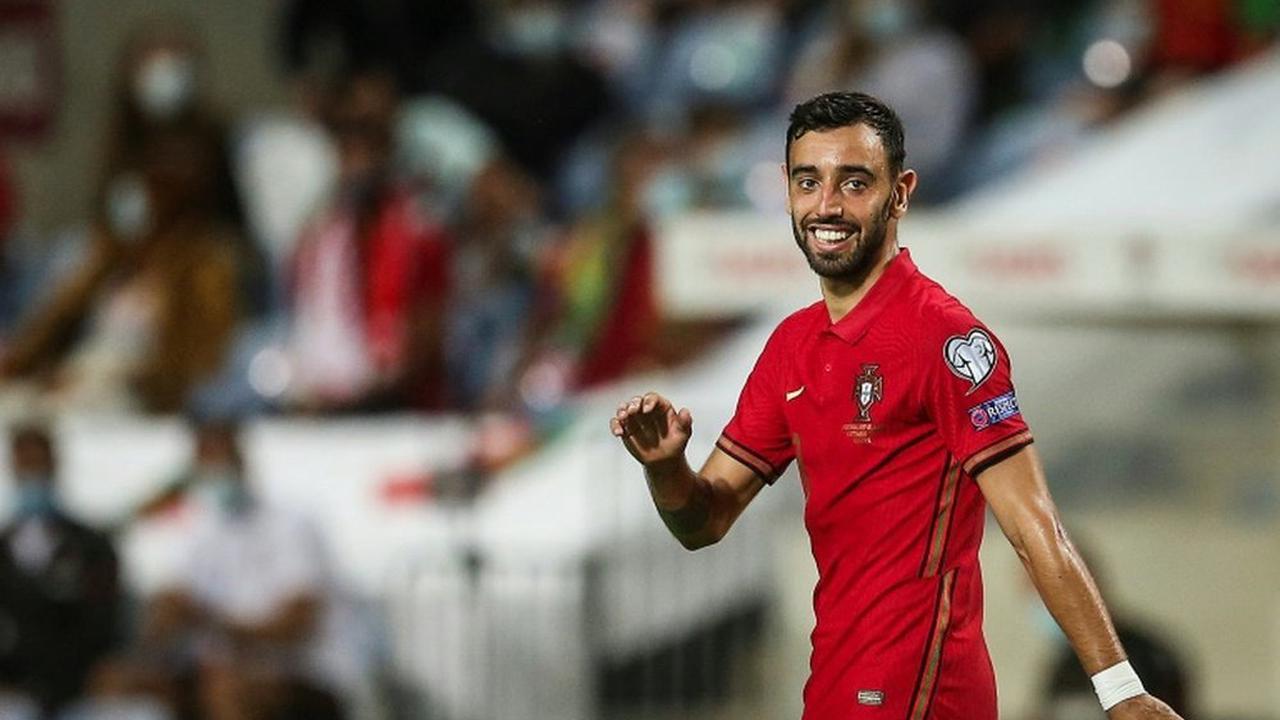 Mondial-2022: de Manchester au Portugal, les deux visages de Bruno Fernandes