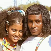 The Only Tribe In Ethiopia Were Men Make Their Hair Like Women (Photos)