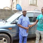 Picture Of The Cars Primate Elijah Ayodele Gave Journalists In Lagos