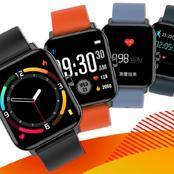 ZTE Live Watch: 24×7 Heart Rate Monitoring, 21-Day Battery Life