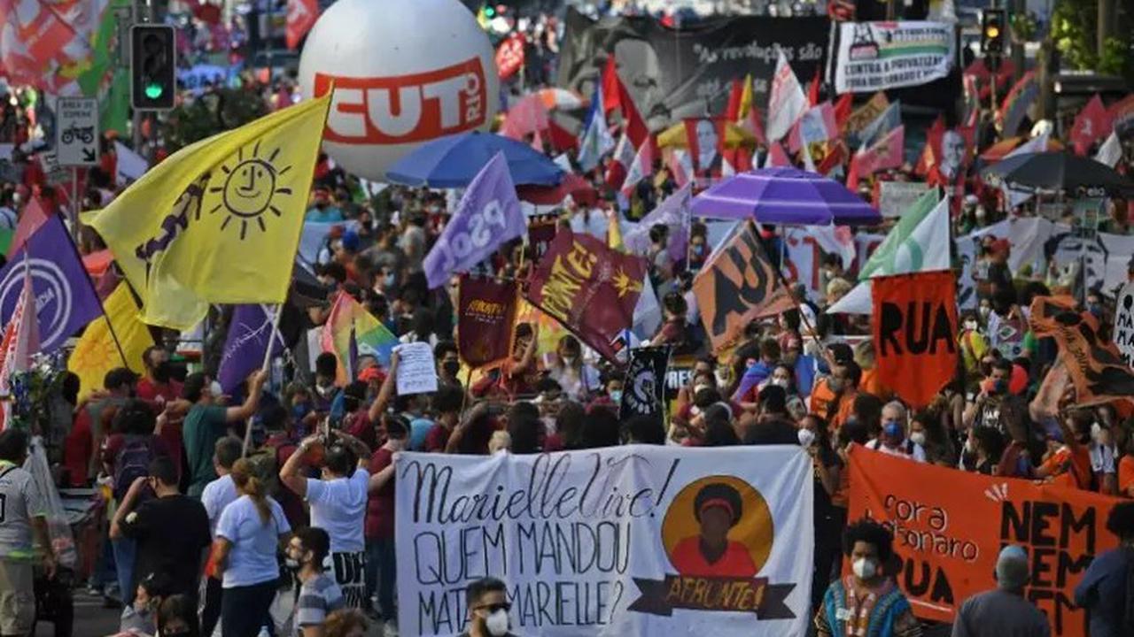 Brésil : ils réclament la destitution du président Jair Bolsonaro