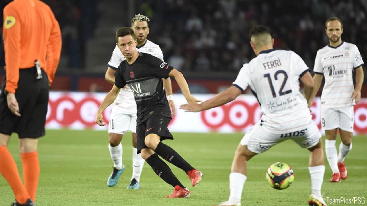 PSG/Montpellier (2-0), les performances individuelles