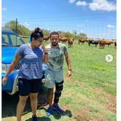 Checkout Chiefs Player Who Has Many Cows [See Pics] - opinion