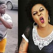 Afia Schwarzenegger 'Chases' Physically Challenged Pure Water Seller. [See Details]