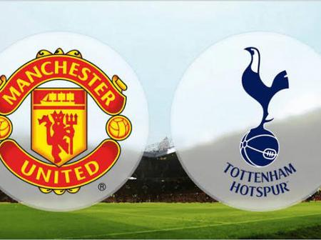 Manchester United Vs Tottenham Hotspur: Who Will Win Today's Match?