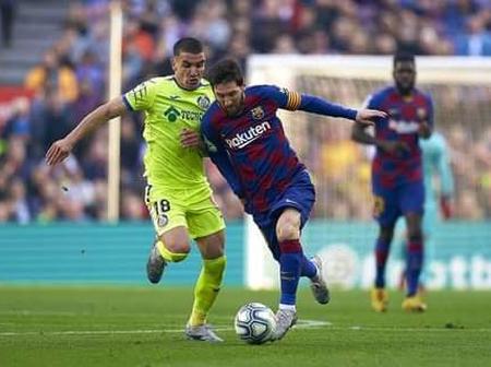 FC Barcelona vs Getafe: Opposition Analysis