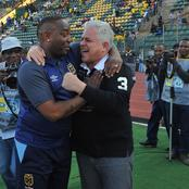 Black Leopards Spoil Benni McCarthy Happiness