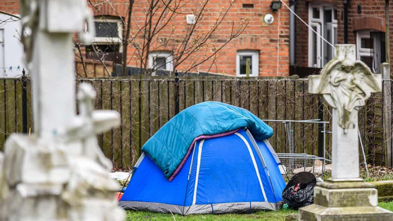 Kent council fined after mother and son left to live in tent in pandemic