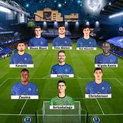 Opinion: Chelsea Could Trash Sevilla If Frank Lampard Uses Any Of These 2 Smart Line Ups