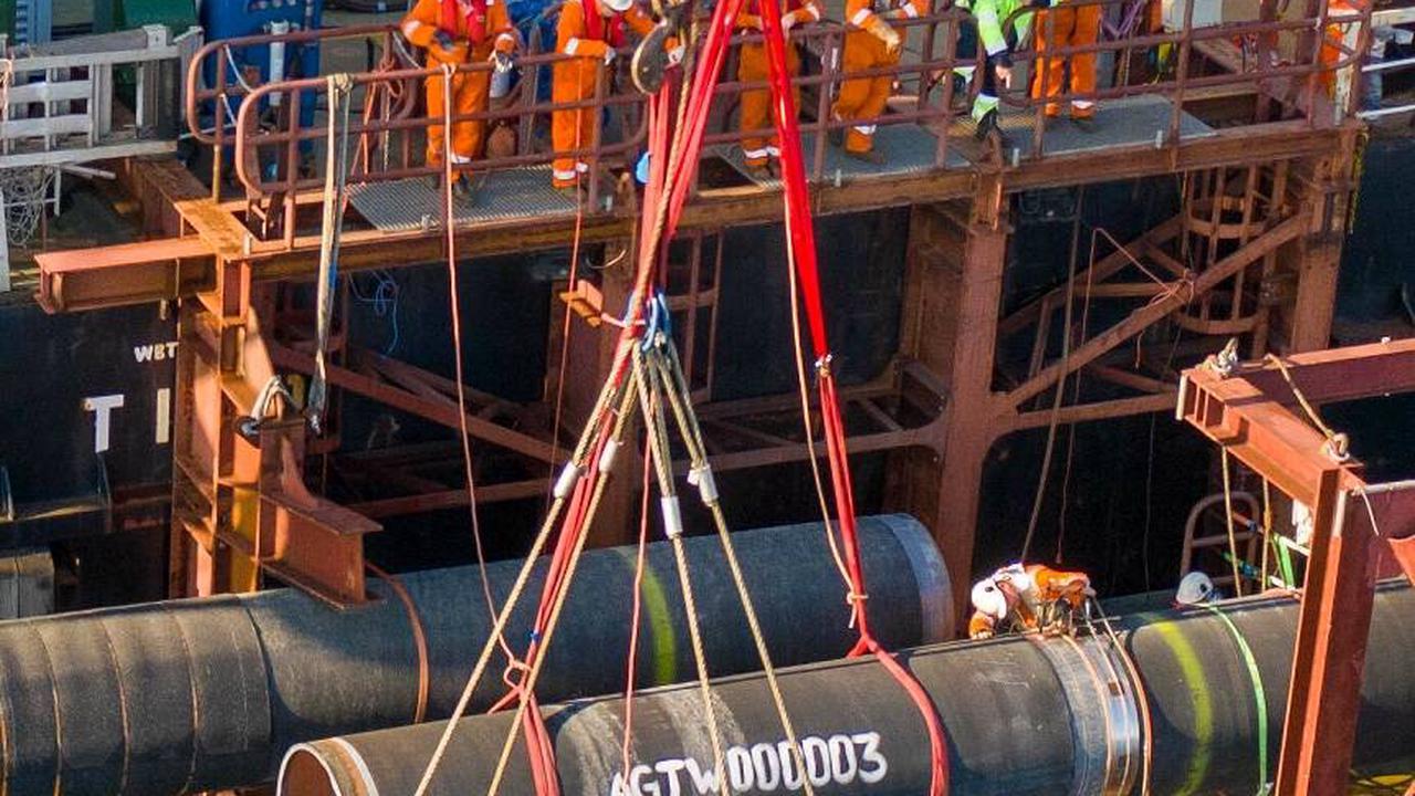 Pipeline Nord Stream 2: Das Gas strömt noch nicht