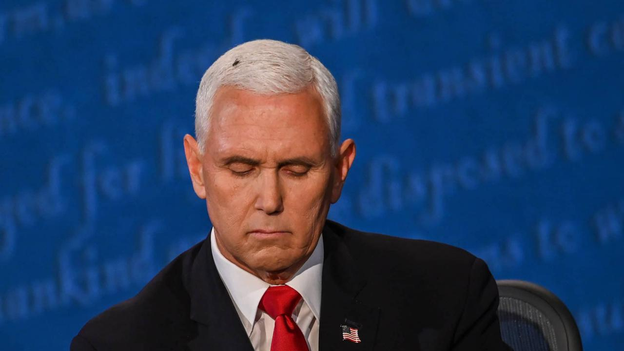 Mike Pence writing not one, but two books on his 'journey' and sucking up to Trump
