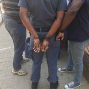 SAPS Officers Apprehended For Stealing Money From CIT Heist Crime Scene.