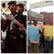 Today's Headlines: Gunmen Kill 3 Policemen In Ebonyi, Another Protest Hit Apapa, Lagos