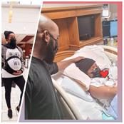 Actress Adesua Etomi Narrates What She Went Through Before She Had Her Baby Boy, Zaiah